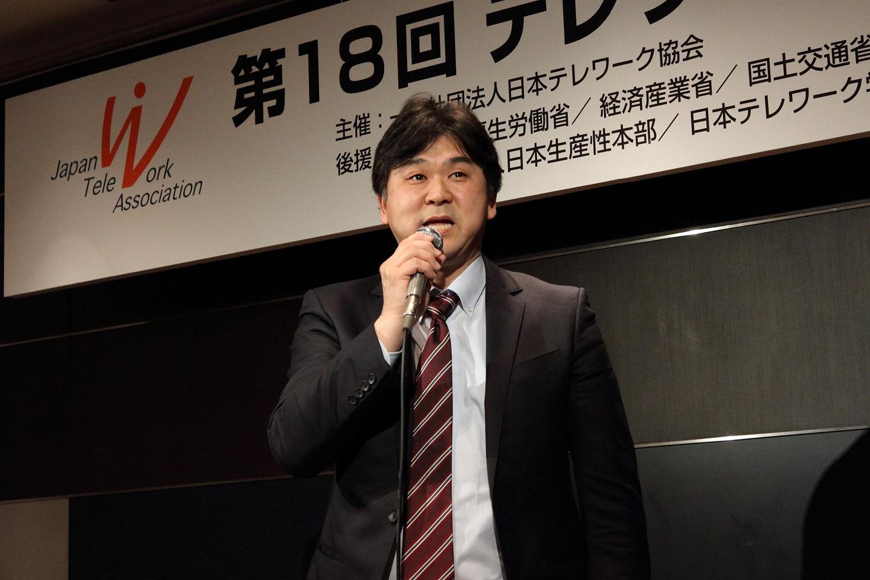 前田社長スピーチ